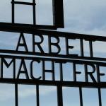 Sachsenhausen, ingang