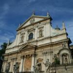 Petrus en Pauluskerk, Krakau