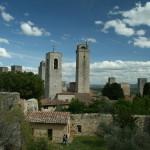 Torens van San Gimignano