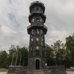 Löbau, gietijzeren toren